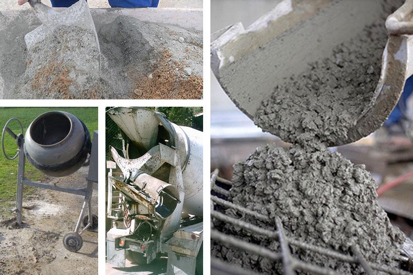 hormig n concrete docomop ForMezcla De Hormigon