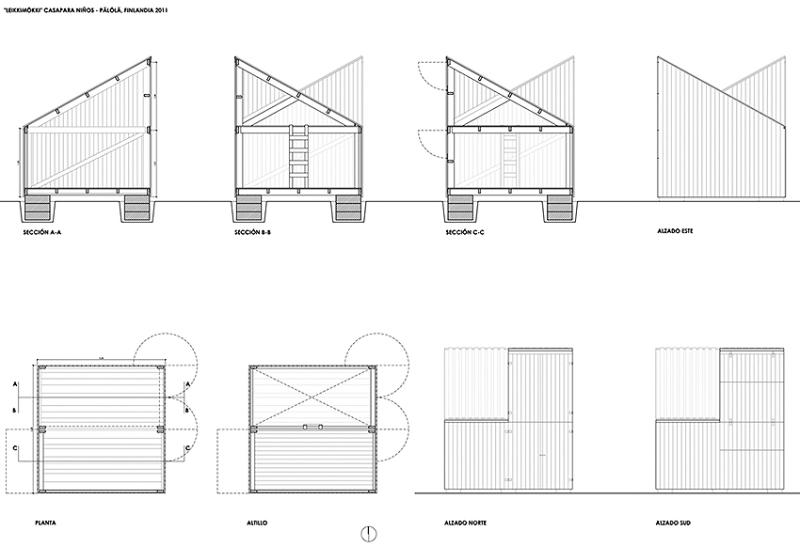Playhouse-planos